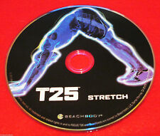 FOCUS T25 - STRETCH - Brand new - 1 DVD only