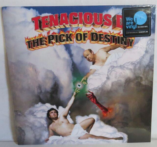 Tenacious D The Pick Of Destiny LP Vinyl Record new Dio German press