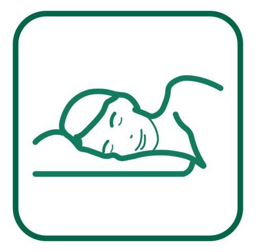 Coppia Cuscini Memory Foam Guanciale saponetta dolore collo cervicali ALOE VERA