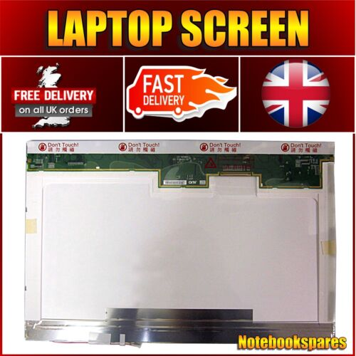 "1 of 1 - REFURBISHED LTN170WX-L01   17.1"" CCFL LCD SCREEN PANEL"