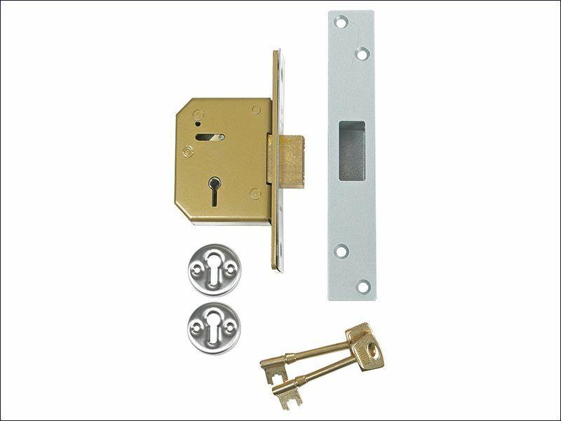 UNION - Latón satinado de 3 3 3 llaves de 5 mm con bloqueo de 3G115 serie C 67 fb82f0