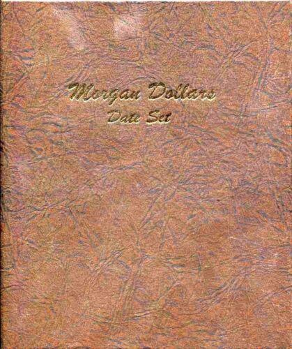DANSCO Morgan Dollars Date Set Album #7171