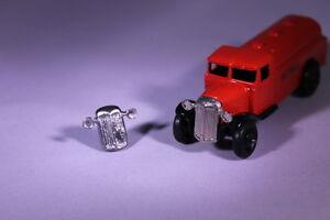 Avoir Un Esprit De Recherche Dinky 25 Série Camions Avant Grille (reproduction)-afficher Le Titre D'origine Prix ModéRé