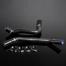 Silicone Radiator Hose Fit For 82 92 Chevy Camarofirebird Trans Am V8 Black Fits Chevrolet