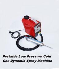 Cold Metal Spray Equipment For Repairing Of Hvac Aluminum Radiators And Tubes