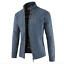 Men-039-s-Sweater-Winter-Warm-Thicken-Zipper-Cardigan-Solid-Casual-Knitwear-Coat-Top thumbnail 16