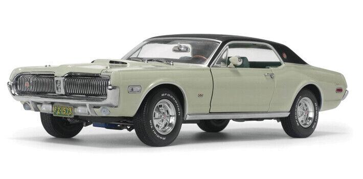 1968 Mercury Cougar XR7-G -Seafoam Green