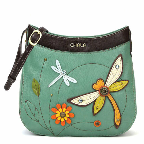 Chala Crescent Crossbody Purse Shoulder Bag Variety  NWT