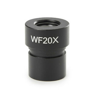 Novex-80-882-din-23-2mm-Weitfeld-Okular-WF-20x-Sehfeldzahl-10