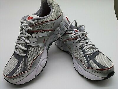 Nike Air Zoom Structure Triax 13 men's running shoes, whitesport red, size 5 | eBay