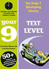 Text Level: Year 9: Comprehension Activities for Literacy Lessions by Christine Moorcroft, Roy Barker (Paperback, 2004)