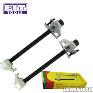 FIT-TOOLS-Forged-Coil-Shock-Absorbers-Spring-Compressor-Removal-amp-Installation
