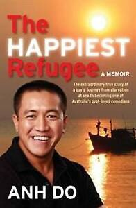 The-Happiest-Refugee-A-Memoir-by-Anh-Do-Paperback-Book-Free-Shipping