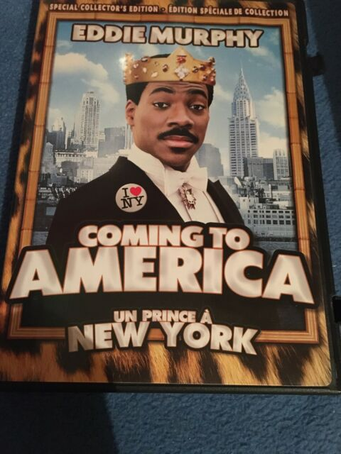 Dvd - Eddie Murphy - Coming To America