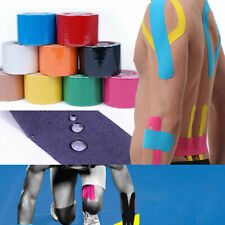 5M*5CM Kinesiology Tape Athletic Muscle Support Sport Physio Therapeutic Tape