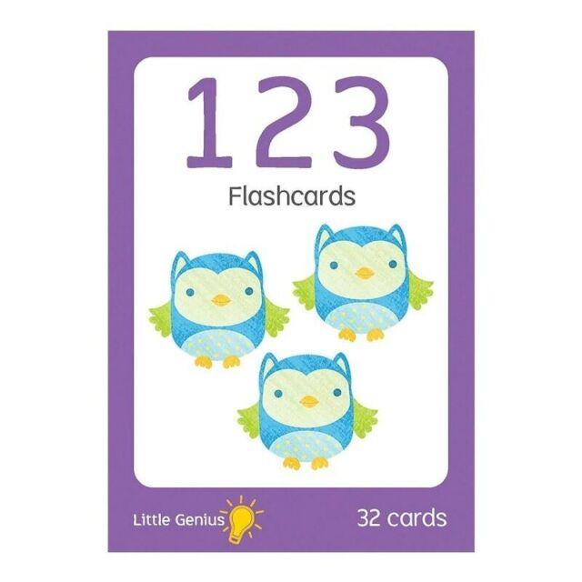 Little Genius Flashcards - 123