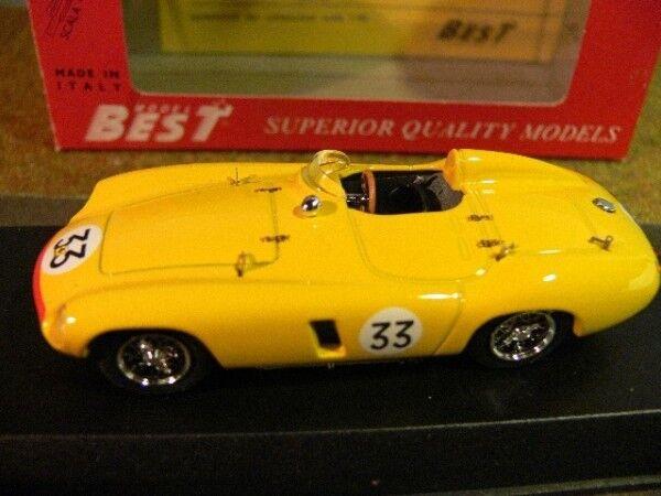 1 43 Best Ferrari 750 Monza Spa 1955  33