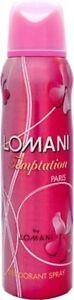 Lomani Temptaion Deodorant Spray - For Women (200 Ml)