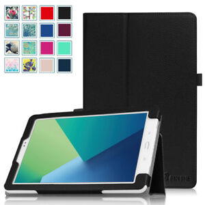 For-Samsung-Galaxy-Tab-A-10-1-inch-with-S-Pen-SM-P580-Folio-Case-Cover-Stand