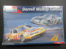 Monogram Darrell Waltrip Combo Plastic Model Kit Set 1/24 6391 RARE