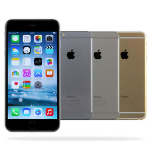 apple iphone 6 plus 16gb 64gb 128gb space grau silber. Black Bedroom Furniture Sets. Home Design Ideas