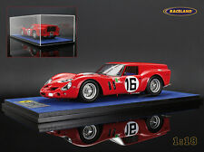 Ferrari 250 GT SWB Drogo Breadvan Le Mans 1962 Abate/Davis, Look Smart 1:18, NEW