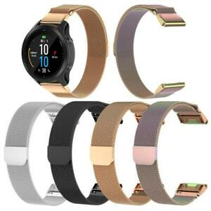 Milanese-Metal-Watch-Band-Strap-for-Garmin-MARQ-Fenix-5-Forerunner935-945-Q-Tool