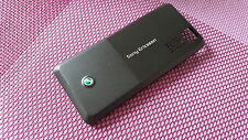 Sony Ericsson T250i T280 - back battery cover - BLACK - GENUINE