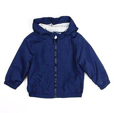 74 80 86 #NEU Topomini gefütterte Baby Jungen Sommer Jacke Regenjacke Gr 92