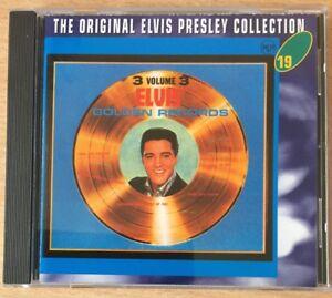 The-Original-Elvis-Presley-Collection-19-Golden-Records-Vol-3-MINT-CD-FASTPOST