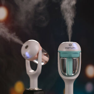 Details about Nanum Auto Humidifier Aqueous Aroma Diffuser Air Fresh Atomizer For Car Moter MU