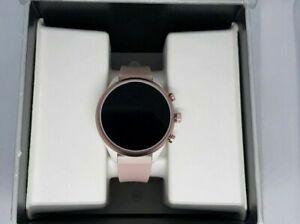 Fossil Women's Gen 4 Sport Touchscreen Smartwatch Blush Pink (FTW6022)