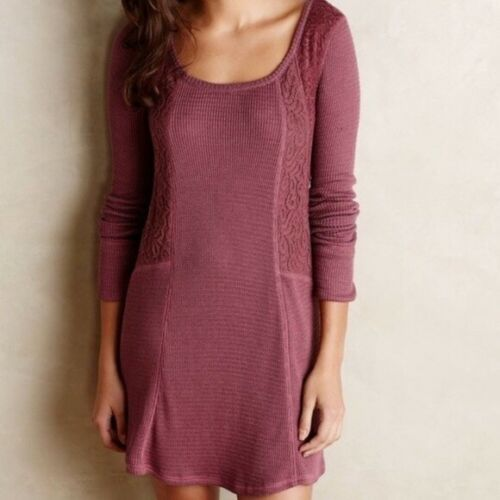 Anthropologie Gwyneira Knit Chemise from Eloise, S