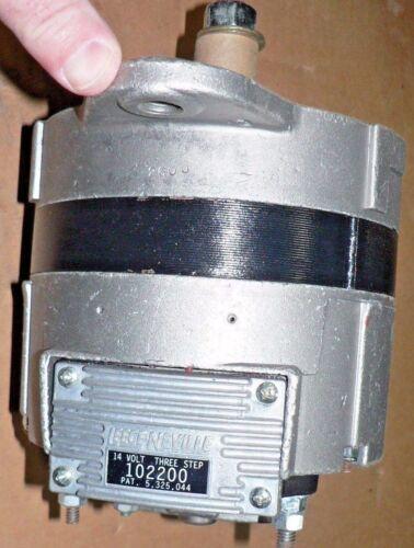 FORD ALTERNATOR E8HZ-10346-J 90A LEECE-NEVILLE 2500JB