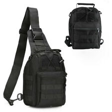 0cd6f22d3df8 item 6 Mens Molle Tactical Sling Chest Bag Assault Pack Messenger Shoulder Bag  Backpack -Mens Molle Tactical Sling Chest Bag Assault Pack Messenger  Shoulder ...