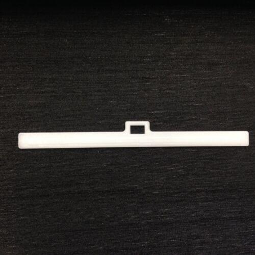 "Beige Vertical Blind Slats 89mm Chains /& Hangers 3.5/"" Free Weights"