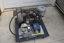 Terel Ring Blower Vacuum Motor Solberg Filter Fuji Frn37c1s2j Servo Drive Amp