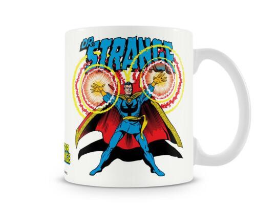 Marvel Comics Dr Strange Lizenziert Kaffeetasse und Geschenkenbox