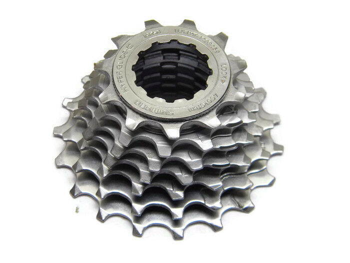 Vintage Shimano 7 speed  cassette 11-19T NOS (696)  exclusive