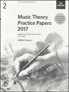 ABRSM-Music-Theory-Practice-Papers-2017-Grade-2-Past-Exam-Questions-Music-Book