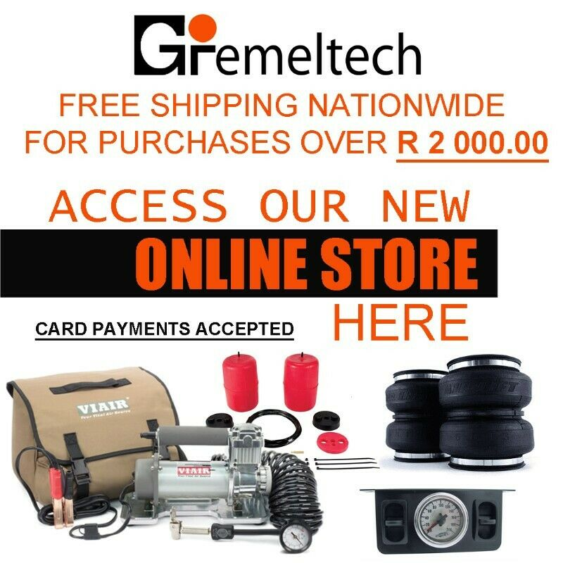 Buy Air Helper and Air Suspension Kits Online NOW