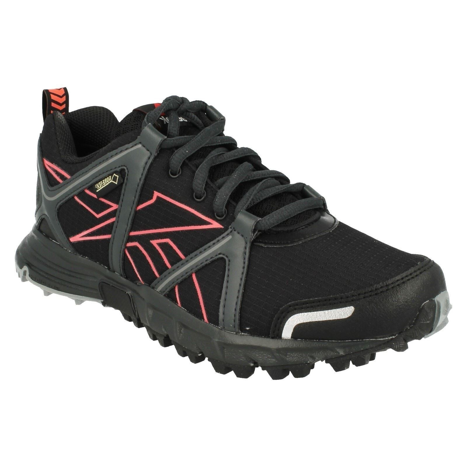 LADIES REEBOK ONE SAWCUT GTX GORE TEX LACE UP WALKING RUNNING TRAINERS Schuhe