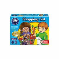 Shopping List Memory Game Free Shipping