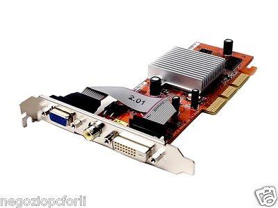 Imparziale Scheda Grafica Agp 128 Mb Ati Radeon-td-128m-a Fissare I Prezzi In Base Alla Qualità Dei Prodotti