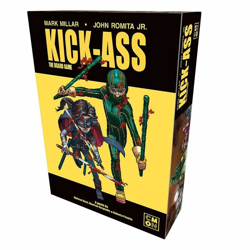 Kick-Ass  The Board Game - New