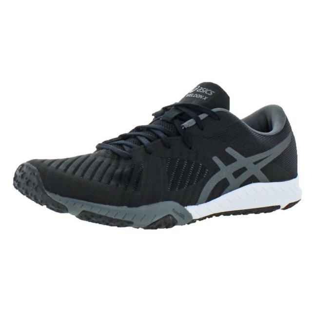 Asics Mens Weldon X FuzeGEL Athletic Trainer Running Shoes Sneakers BHFO 7641