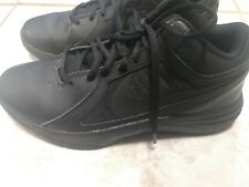 item 2 Nike The Overplay VIII Mid Basketball Black Athletic Sneakers Shoes  Mens Sz. 8 -Nike The Overplay VIII Mid Basketball Black Athletic Sneakers  Shoes ...
