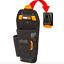 Toughbuilt 1 Compartment Pliers Hand Tool Pouch Bag Holder Belt Clip Attachment