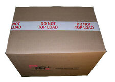 "DO NOT TOP LOAD Preprinted Packing Tape 2"" x110 yards (9 Rolls)"