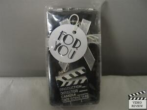 Movie-Clapper-Keychain-NEW-Giftboxed-Bow-with-Tag-Hard-resin-like-material